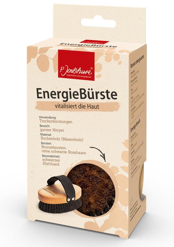 Energiebuerste Verpackung